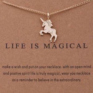 Unicorn 🦄 Necklace